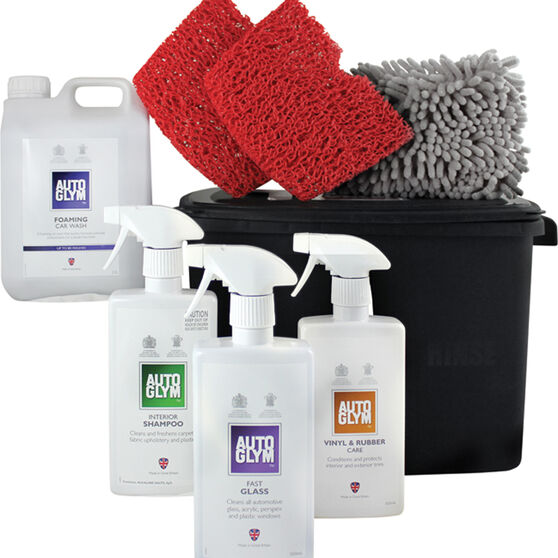 Autoglym Clean & Gleam Kit - 8PC, , scaau_hi-res