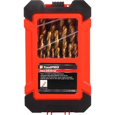 ToolPRO Drill Bit Set 25 Piece, , scaau_hi-res