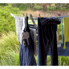 Ridge Ryder Collapsible Clothes Line, , scaau_hi-res