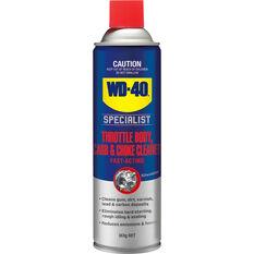 WD-40 Specialist Automotive Throttle Body, Carb & Choke Cleaner Spray - 363g, , scaau_hi-res