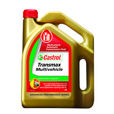 Castrol Transmax Multivehicle Automatic Transmission Fluid 4 Litre, , scaau_hi-res