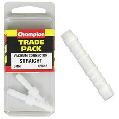 Champion Straight Connector - 5mm, Trade Pack, , scaau_hi-res
