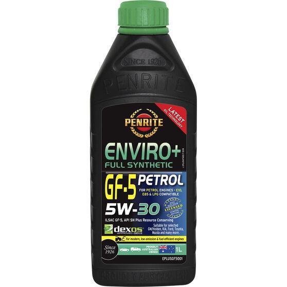 Penrite Enviro+ Engine Oil - 5W-30 1 Litre GF-5, , scaau_hi-res