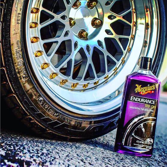 Meguiar's Endurance Tyre Shine Gel - 473mL, , scaau_hi-res