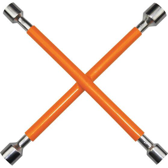 SCA Wheel Brace Rubber Grip Orange, , scaau_hi-res