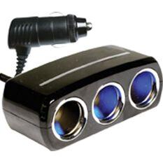 Aeropo Triple Power Adaptor - 12V / 24V, , scaau_hi-res