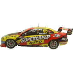 Supercheap Auto Racing 2017 Diecast Model Car - 1:43 Scale, , scaau_hi-res