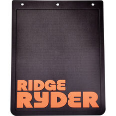 Ridge Ryder 4WD Mud Flaps - 280mm x 350mm, , scaau_hi-res
