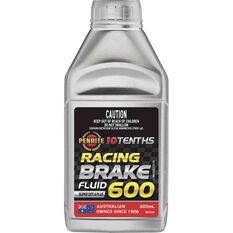 Penrite 10 Tenths Racing Brake Fluid Super DOT 4 500mL, , scaau_hi-res