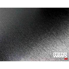 3M Brushed Metal Vinyl Wrap - Black, Accessory Pack, , scaau_hi-res