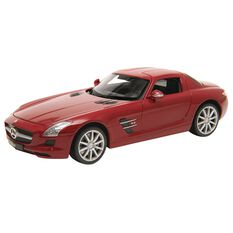 Diecast Model Mercedes - 1:24 Scale Car, , scaau_hi-res