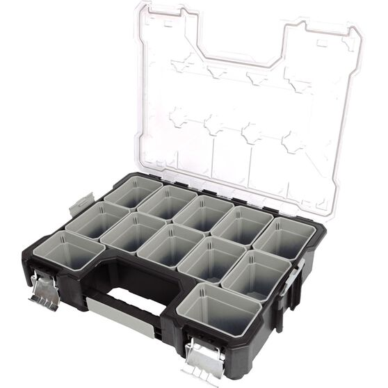 ToolPRO Connectable Organiser Box - Large, , scaau_hi-res