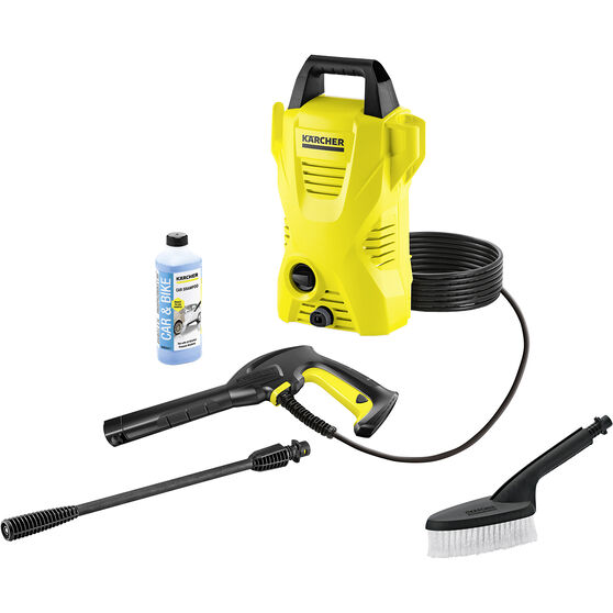 Karcher K2 Basic Pressure Washer with Car Kit - 1750 PSI Max, , scaau_hi-res