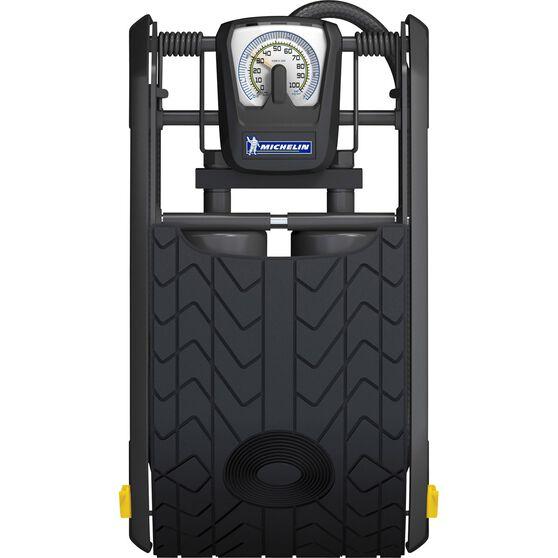 Michelin Foot Pump, Double Barrel, , scaau_hi-res