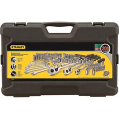 Stanley Mechanics Tool Kit 201 Piece, , scaau_hi-res