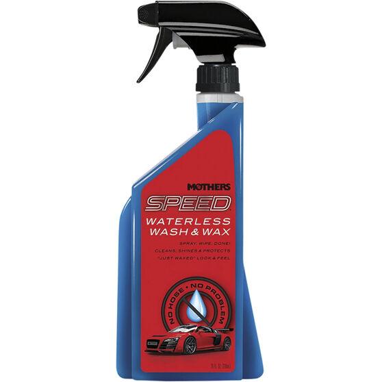 Mothers Speed Waterless Wash & Wax - 710mL, , scaau_hi-res