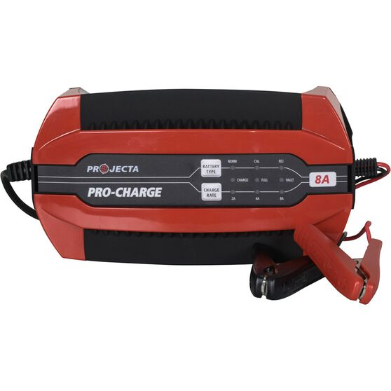 Projecta Pro-Charge 12V 2-8 Amp Battery Charger, , scaau_hi-res