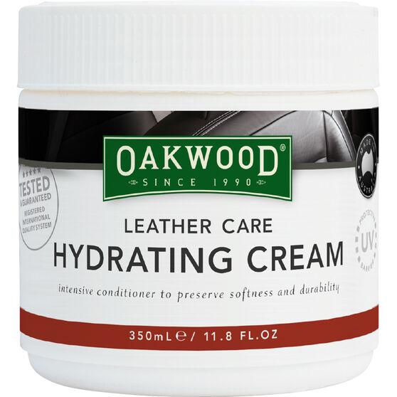 Oakwood Leather Hydrating Cream - 350mL, , scaau_hi-res