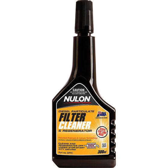 Nulon Diesel Particulate Filter Cleaner 300ml, , scaau_hi-res