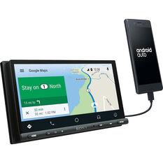 "Sony 6.95"" Audio Visual Head Unit with Apple CarPlay & Android Auto - XAVAX5000, , scaau_hi-res"