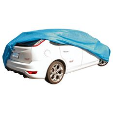 Car Cover - Silver Protection, Water Resistant, Suits Medium Vehicles, , scaau_hi-res