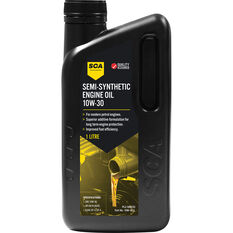 SCA Semi Synthetic Engine Oil 10W-30 1 Litre, , scaau_hi-res