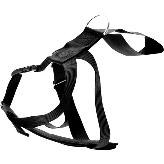 Pets on Tour Harness - Black, Xlarge, , scaau_hi-res