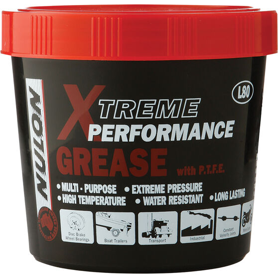 Nulon Extreme Performance L80 Grease Tub 450g, , scaau_hi-res