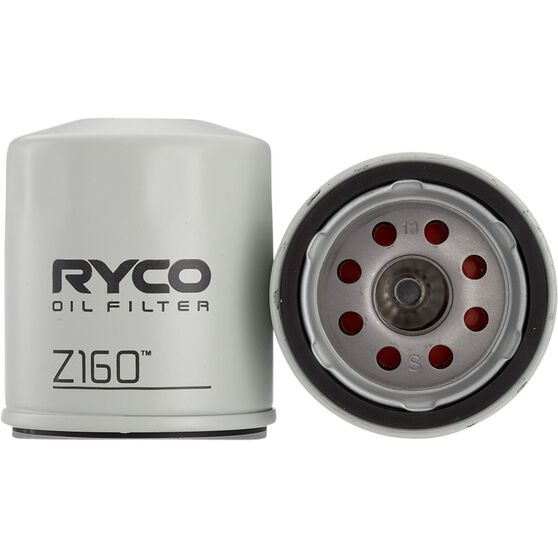 Ryco Oil Filter - Z160, , scaau_hi-res