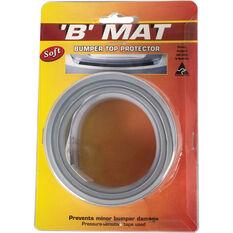 B Rap Mat Bumper Protector - Clear, , scaau_hi-res