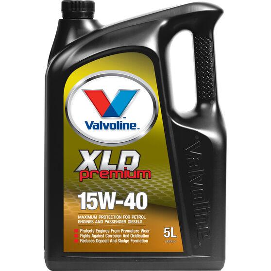 Valvoline XLD Premium Engine Oil - 15W-40, 5 Litre, , scaau_hi-res