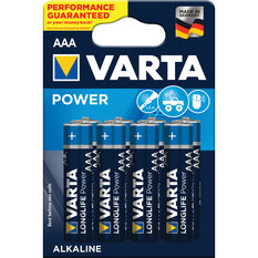 Varta Power - AAA, 8 Pack, , scaau_hi-res
