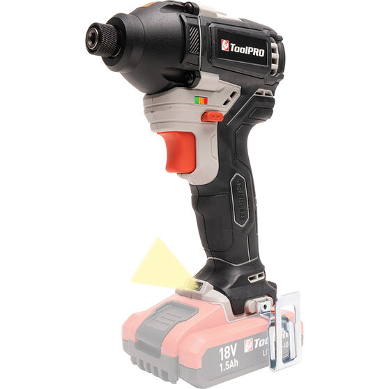 ToolPRO 18V Brushless Impact Driver Skin, , scaau_hi-res