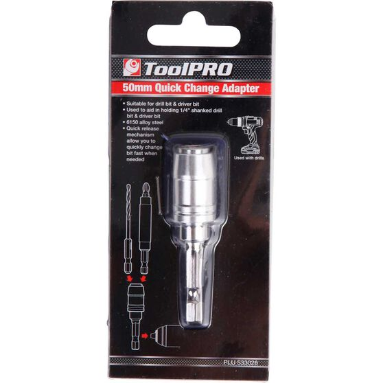 ToolPRO 2 Quick Change Adapter - 50mm, , scaau_hi-res
