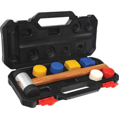 ToolPRO Soft Face Mallet Kit - 8 Piece, , scaau_hi-res