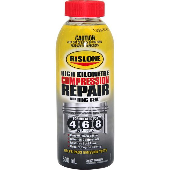 Rislone Compression Repair with Ring Seal - 500mL, , scaau_hi-res