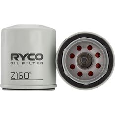 Ryco Oil Filter Z160, , scaau_hi-res