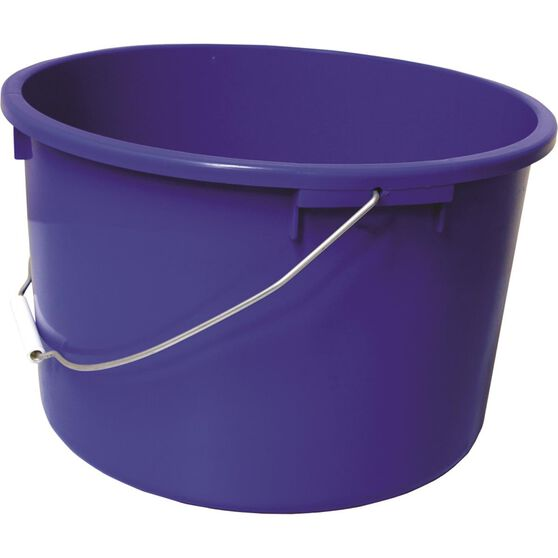SCA Super Tuff Heavy Duty Bucket - 13 Litre, , scaau_hi-res