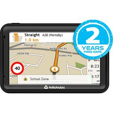 Navman GPS Navigation Unit Move 75 - 5 inch, , scaau_hi-res