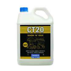 Chemtech CT20 Wash and Wax - 5 Litre, , scaau_hi-res