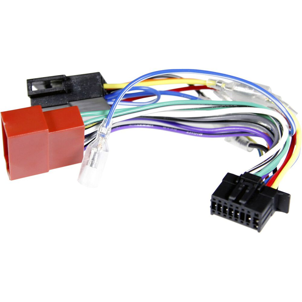 Aerpro Wiring Harness - suit JVC Head Units, APP8JVC5, , scaau_hi-res