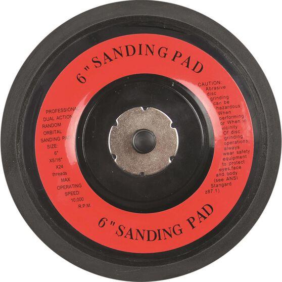 Blackridge Air Sanding Pad - 6 inch, 150mm, , scaau_hi-res