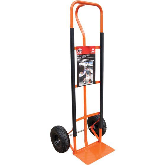 SCA Hand Trolley, Run Flat Tyres - 250kg, , scaau_hi-res