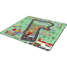 SCA Bathurst Kid's Picnic Rug - Bathurst Map, 1.5m x 1.5m, , scaau_hi-res