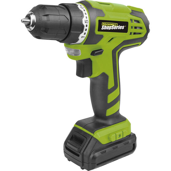 Rockwell ShopSeries Cordless Drill 12V, , scaau_hi-res