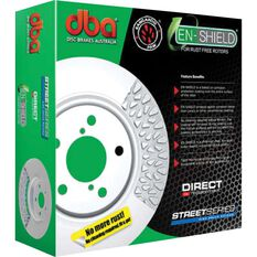 DBA Enshield Disc Brake Rotor - DBA2026E, , scaau_hi-res