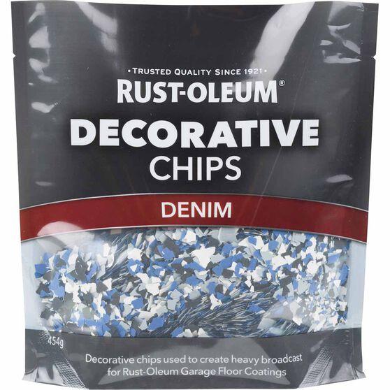 Rustoleum Denim Garage Floor Decorative Chips, , scaau_hi-res