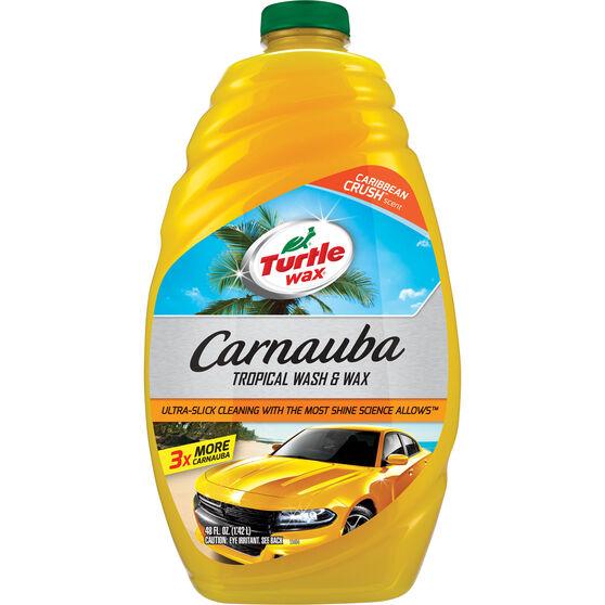 Turtle Wax Carnauba Wash & Wax - 1.42 Litre, , scaau_hi-res
