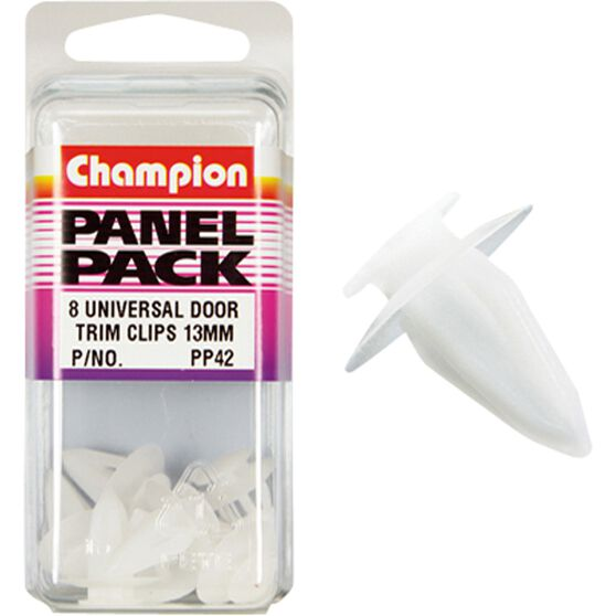 Champion Door Trim Bush - 13mm, PP42, Panel Pack, , scaau_hi-res