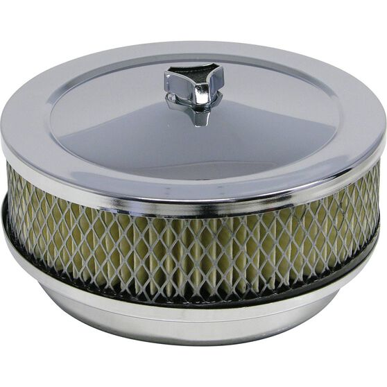 SAAS Chrome Filter Assembly - 6 inch x 2 inch, SF62H, , scaau_hi-res